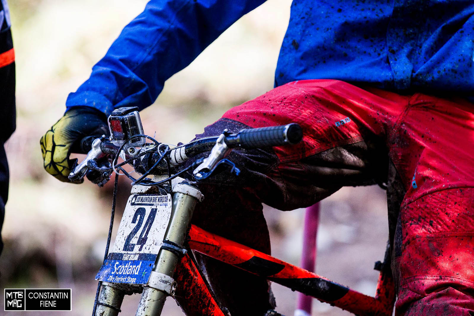 With the  UCI ban on helment cams, no the only thing we can look forward to is shaky handlebar footage.