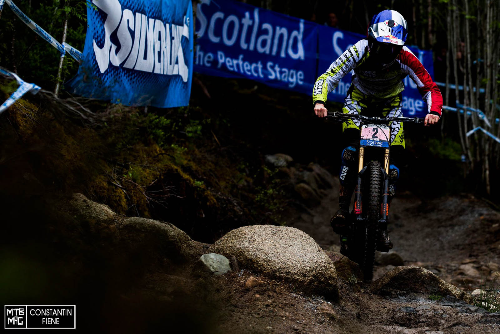 Rachel Atherton is back...