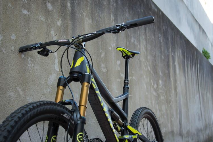 Devinci Spartan Carbon 2016 - Newnoise Edition 9