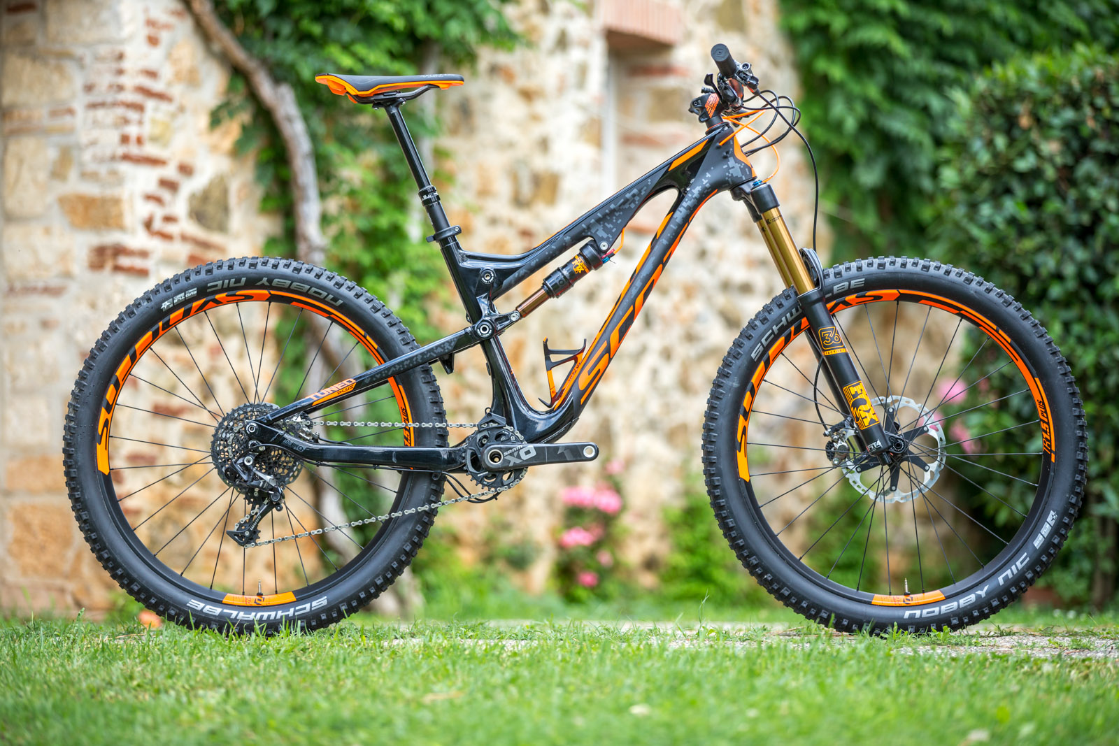 New Scott Scale And Genius 27 5 Plus Mtb Mag Com