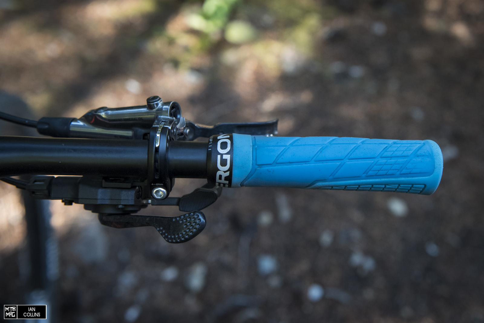Ergon Grips.  We're currently testing some.