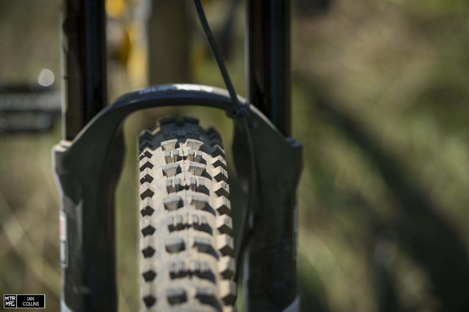 Bontrager G5 tires.