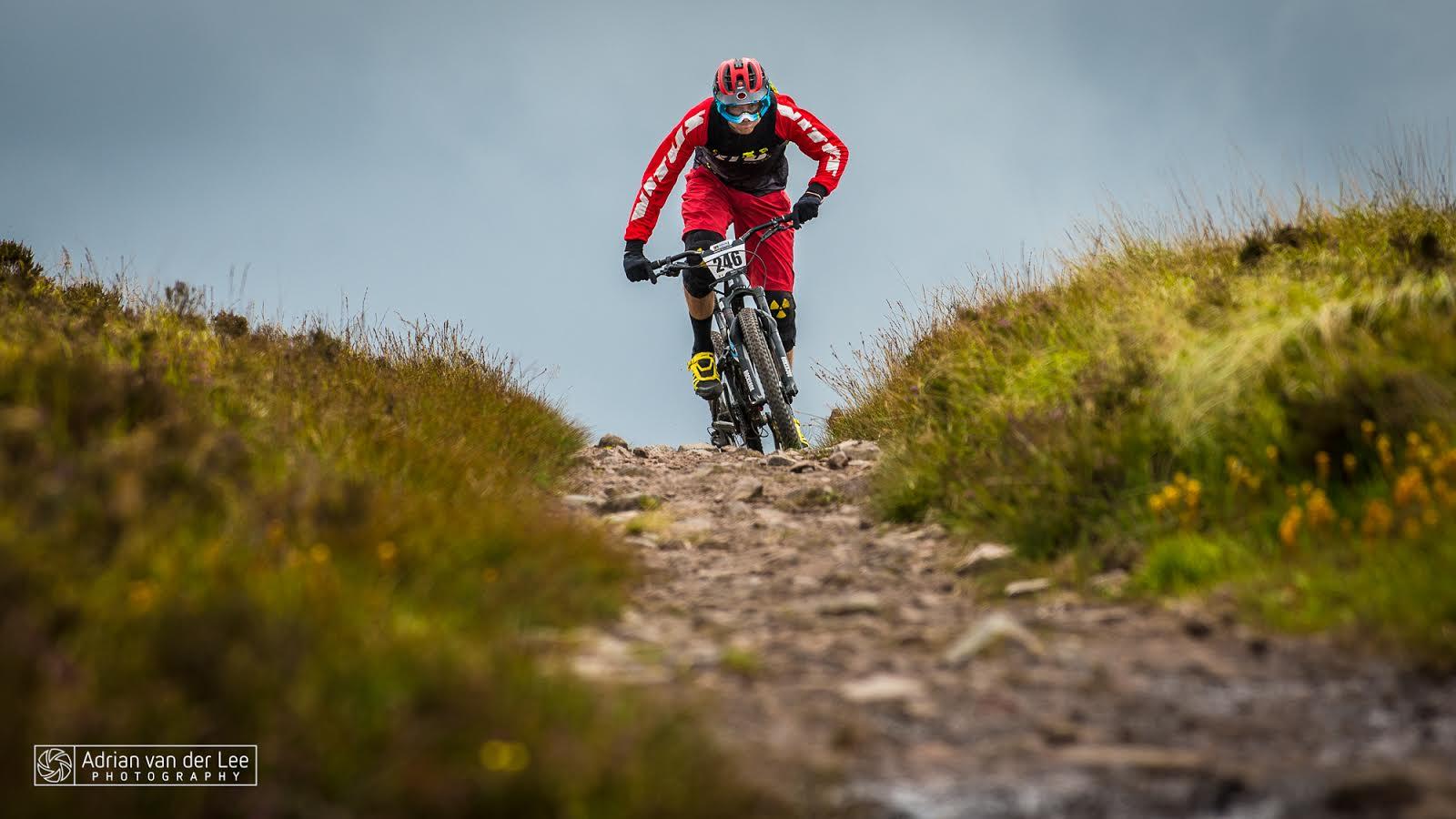 Dan Wolfe open trail