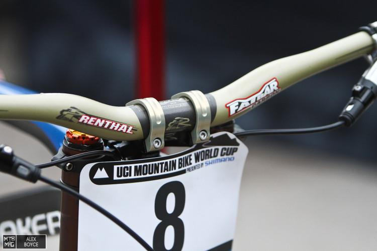 Bike Check Danny Hart S Mondraker Summum Carbon