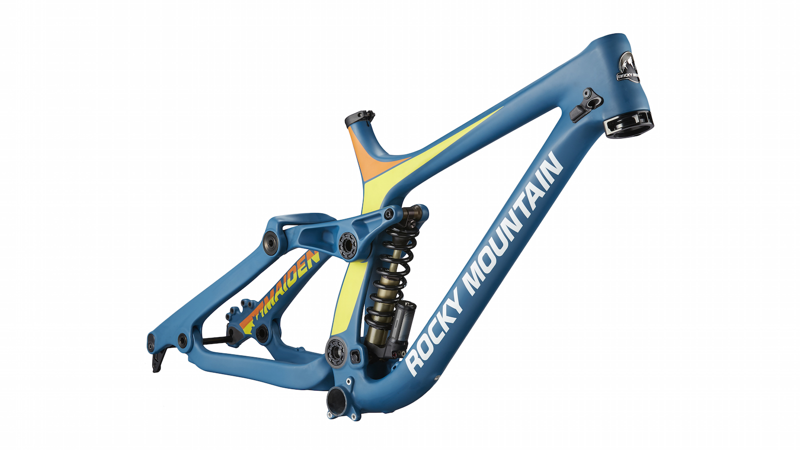 MAIDEN UNLIMITED FRAME BLUE