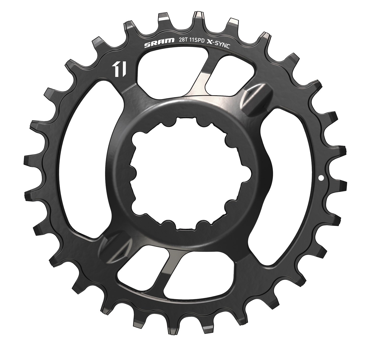 SRAM_MTB_Steel_Chainring_28t_Side_H