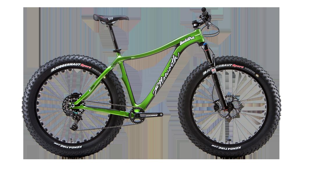 Ellsworth Buddha Carbon 26'' Fat Bike