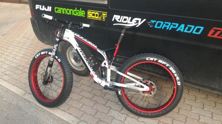 Bike Of The Week Cannondale Trigger Fat
