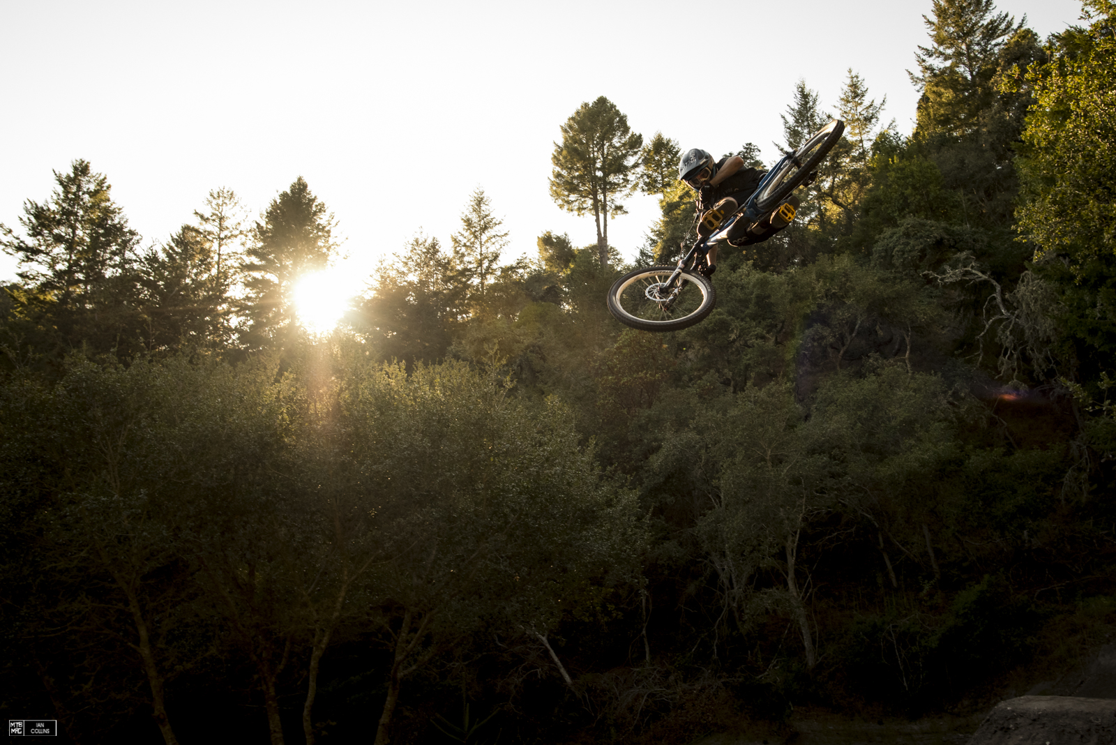 R-Dog whipping into golden hour. It should actually be called golden 10 minutes from a photographers standpoint.