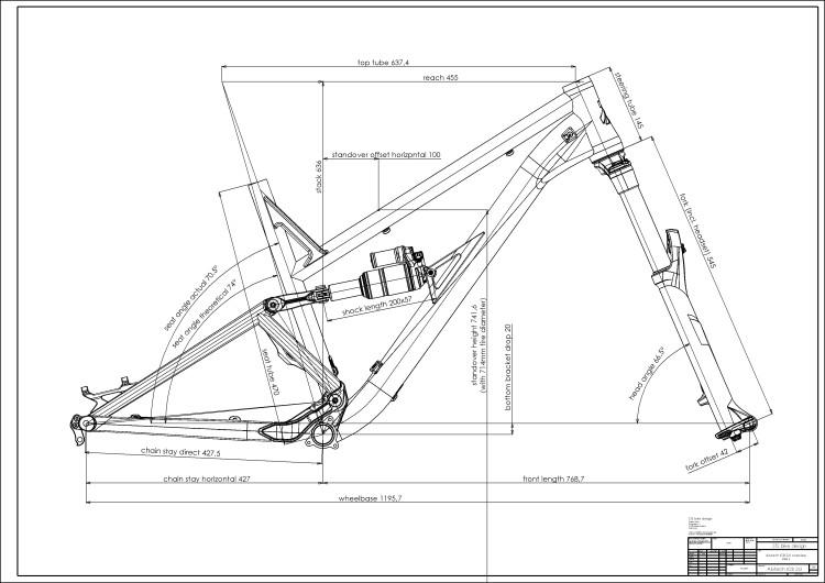 ICB2.0 Geometrie Größe L
