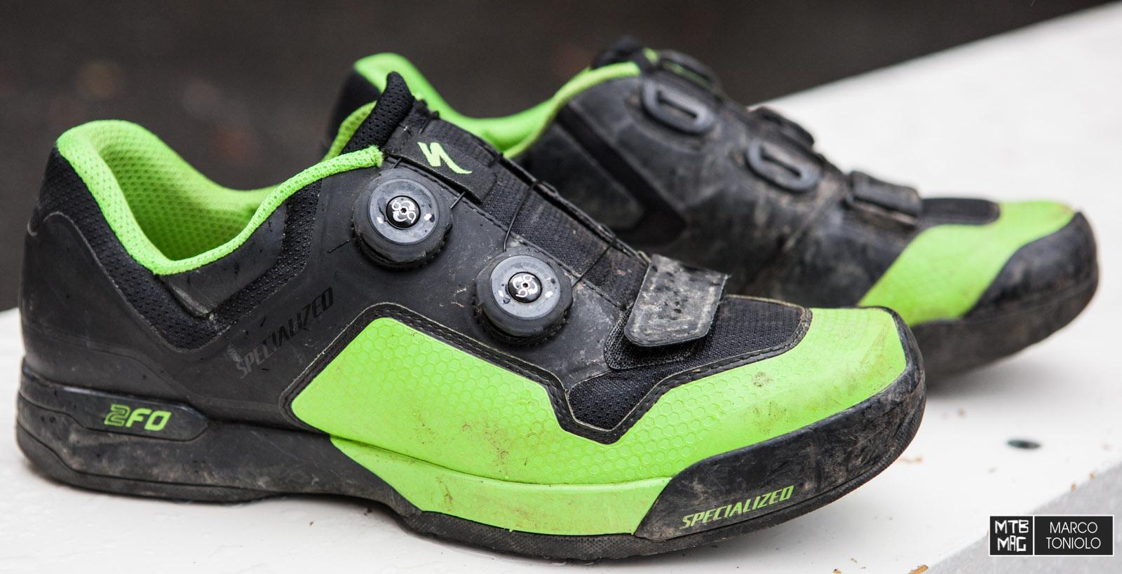 Non sarebbero scarpe Specialized se non fossero state progettate con il  Body Geometry in mente. In questo caso si è prestata molta attenzione ... dd59e9c9986