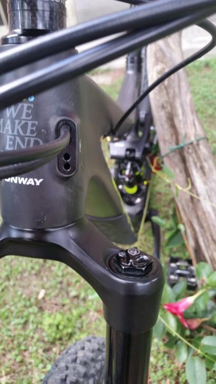 Conway WME carbon 6