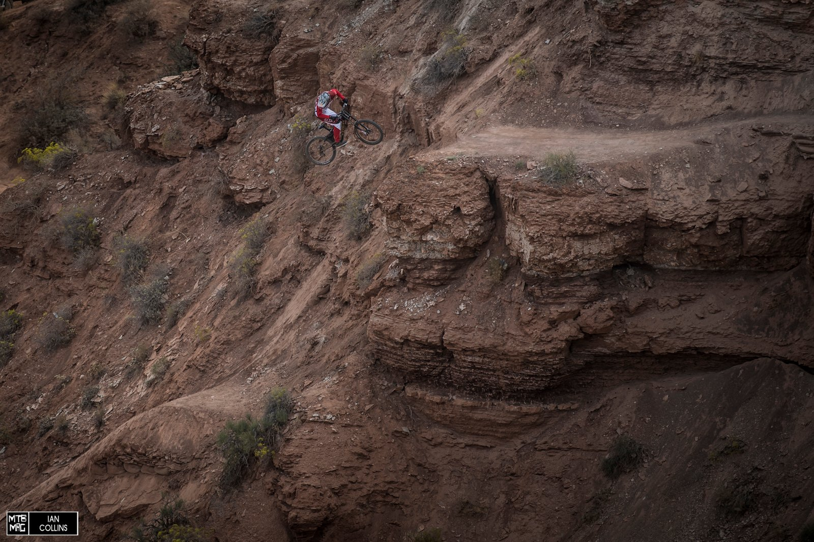 Brandon Semenuk. Opposite flat drop 360. Ridiculous.