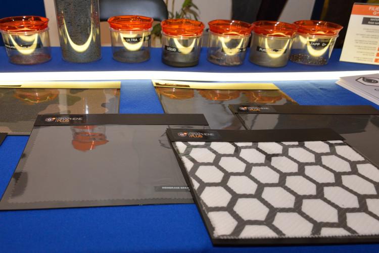 Graphene based textile