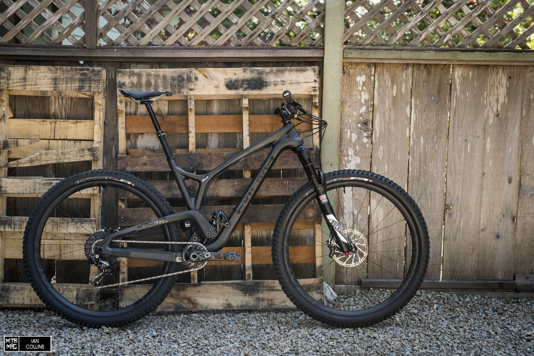 "[Tested] Evil Bikes ""The Following""   MTB-MAG.COM  [Tested] Evil B..."