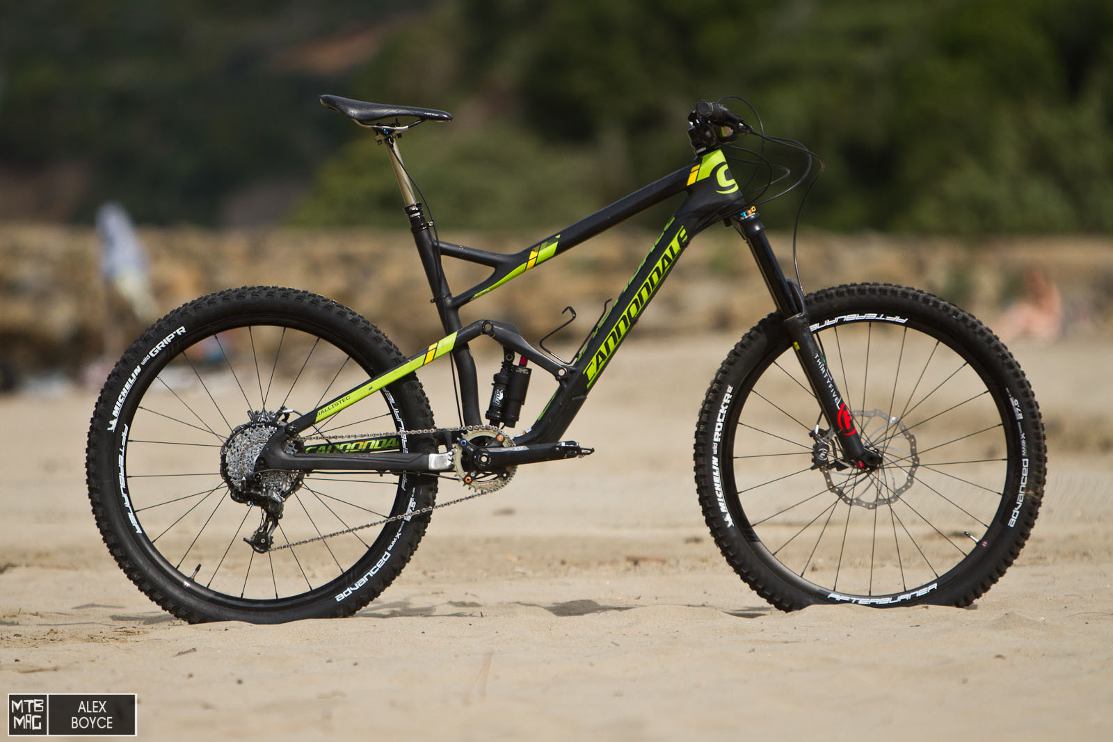 tested cannondale carbon jekyll test bike mtb mag com. Black Bedroom Furniture Sets. Home Design Ideas