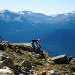 Top of the World – uno dei tanti sentieri da sogno di Whistler