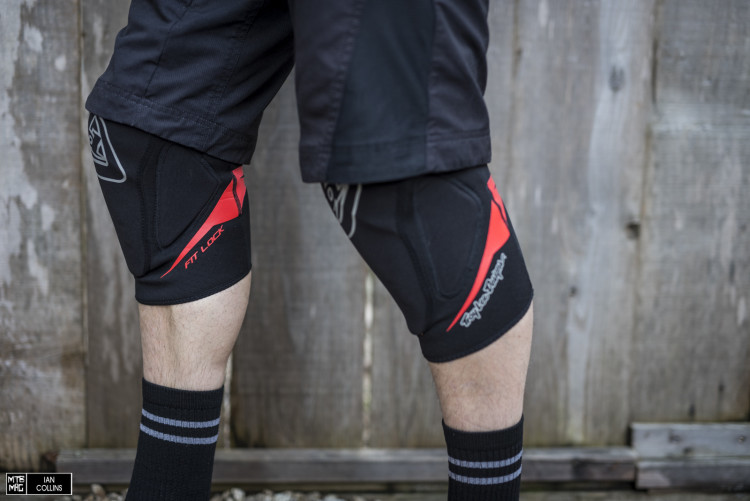 The Raid pads are pre bent to minimize chafing and increase comfort.