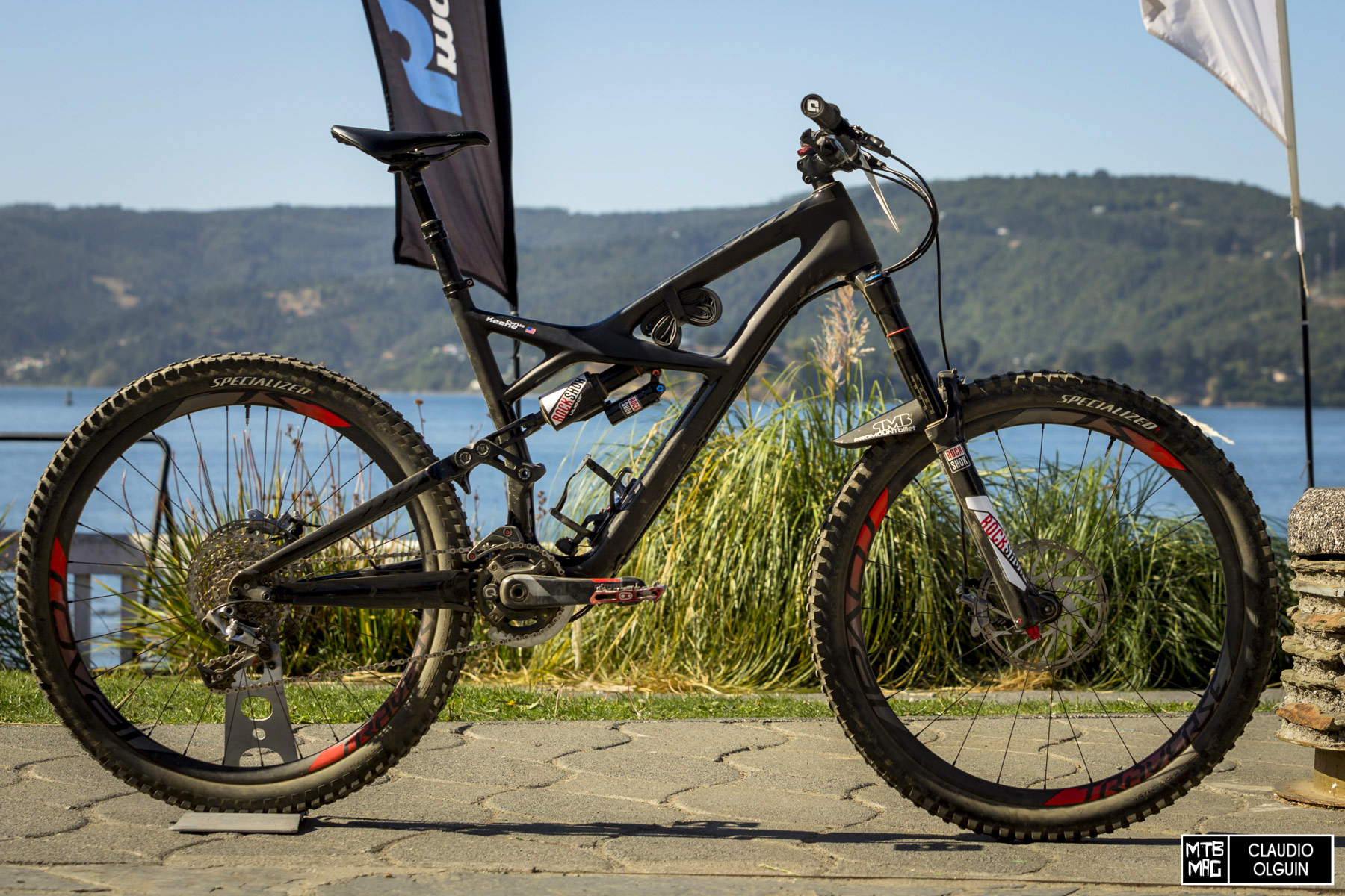 [Bike check] Curtis Keene's Specialized S-Works Enduro ...