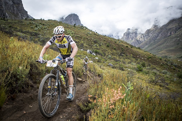 Absa Cape Epic 2016 Stage 6 - Stellenbosch
