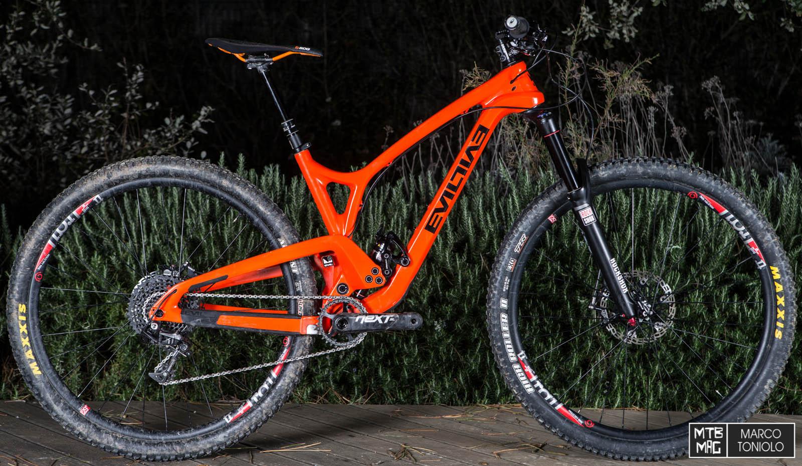 Comparative Test] Seven 29er Trail Bikes   MTB-MAG.COM
