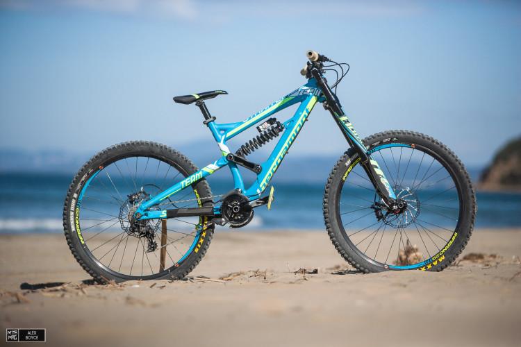 how to set up minoura mag 500 bike trainer