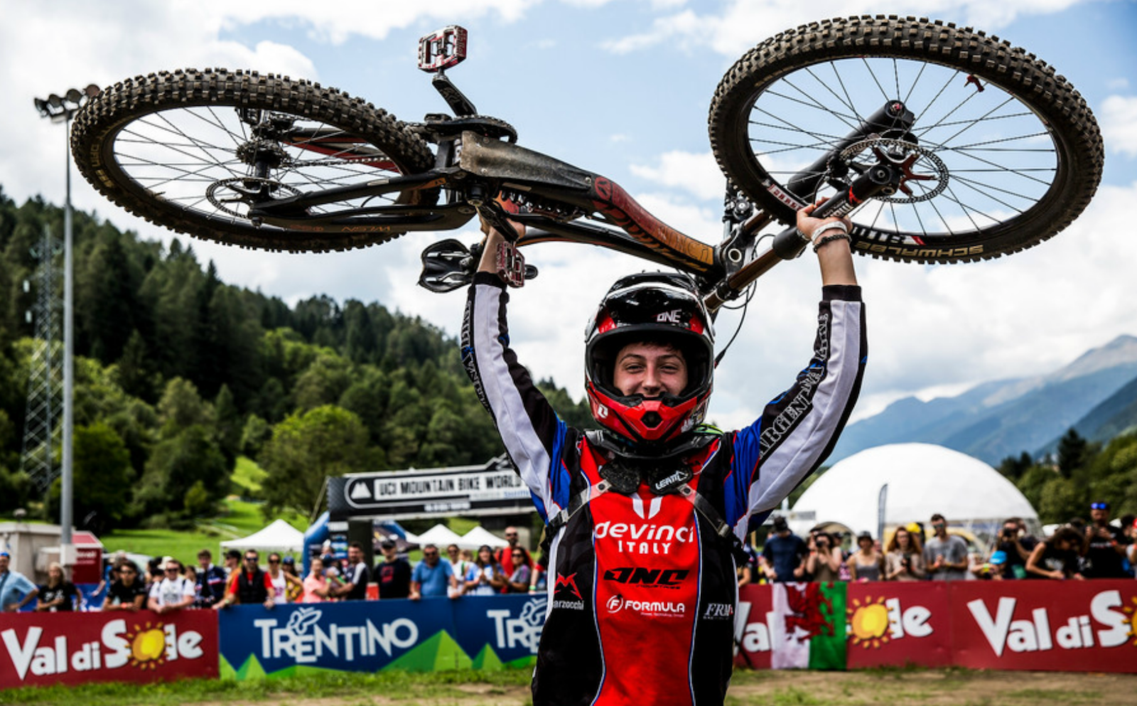 Loris Revelli winner Val di Sole