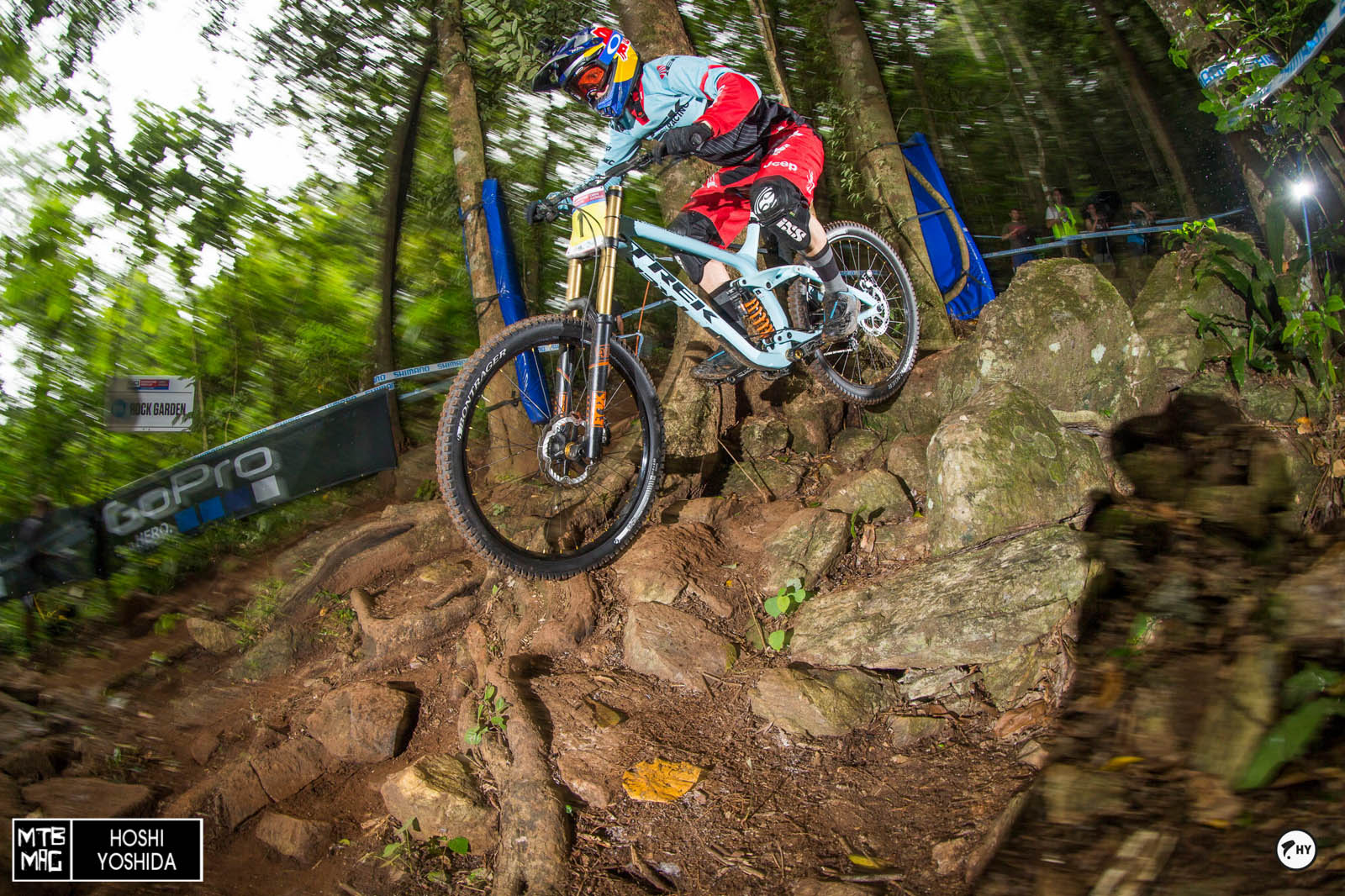 The seemingly unstoppable Rachel Atherton