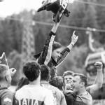 Italienischer Weltcup-Gewinner bei den Junioren!