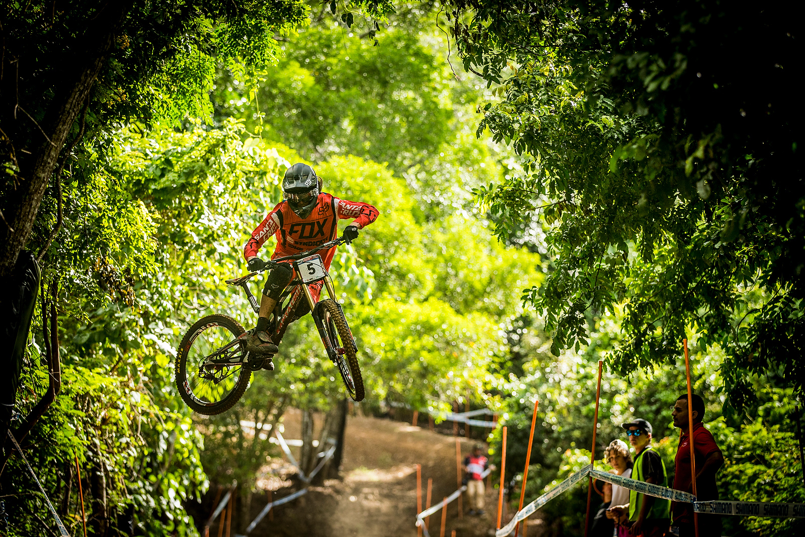 , during the 2016 UCI MTB World Cup, round two Cairns, Australia.