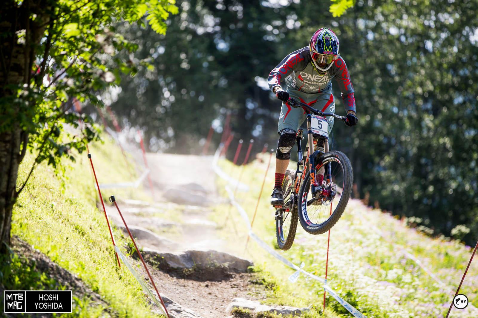 Will he be on the top spot also this weekend? Greg Minnaar