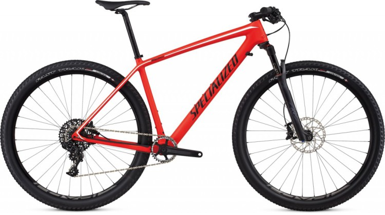Specialized Epic HT Expert Carbon 29 World Cup arancio: 3590€