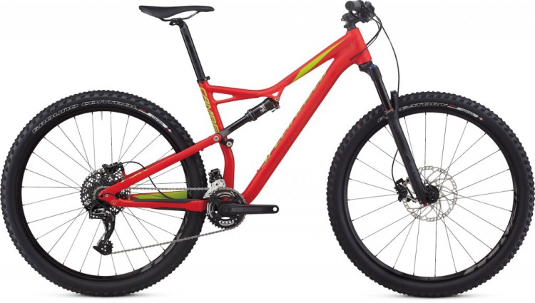 Specialized Camber FSR Comp M5 29: 2.490€