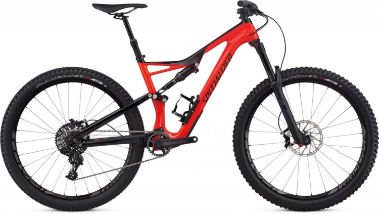 Specialized Stumpjumper FSR Expert Carbon 650b: 5.090€