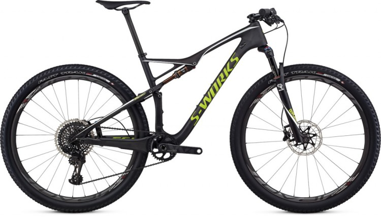 Specialized S-Works Epic FSR Carbon 29 World Cup: 8.790€
