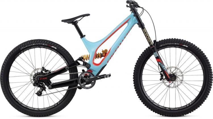 Specialized Demo 8 FSR I Carbon 650b: 5.700€