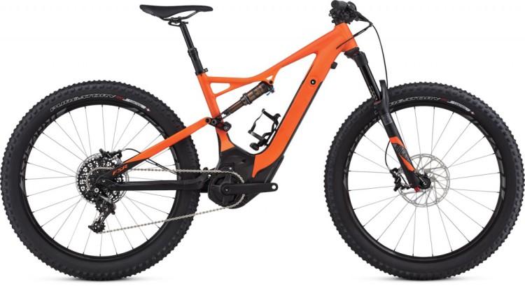Specialized Turbo Levo FSR Expert 6Fattie arancio: 6.490€