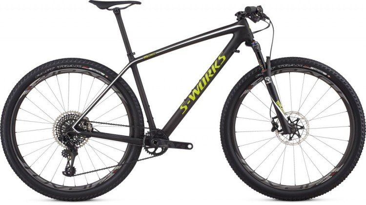 Specialized S-Works Epic HT Carbon 29 World Cup: 7.790€