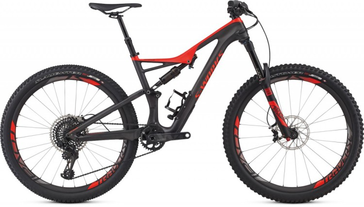 Specialized S-Works Stumpjumper FSR Carbon 650b: 8.690€
