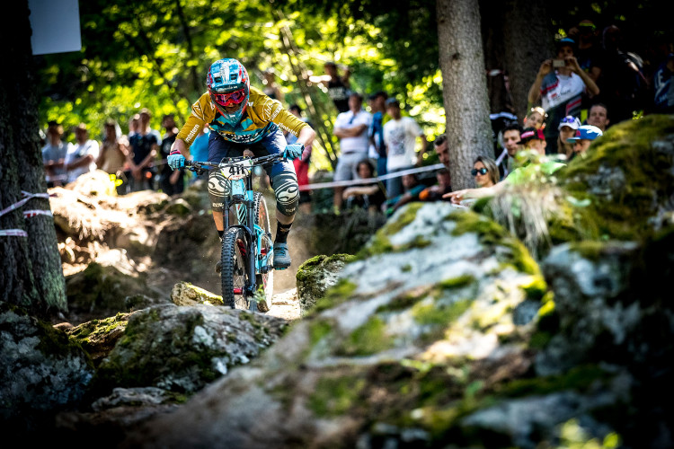 ,during the 2016 EWS La Thuile, Italy.