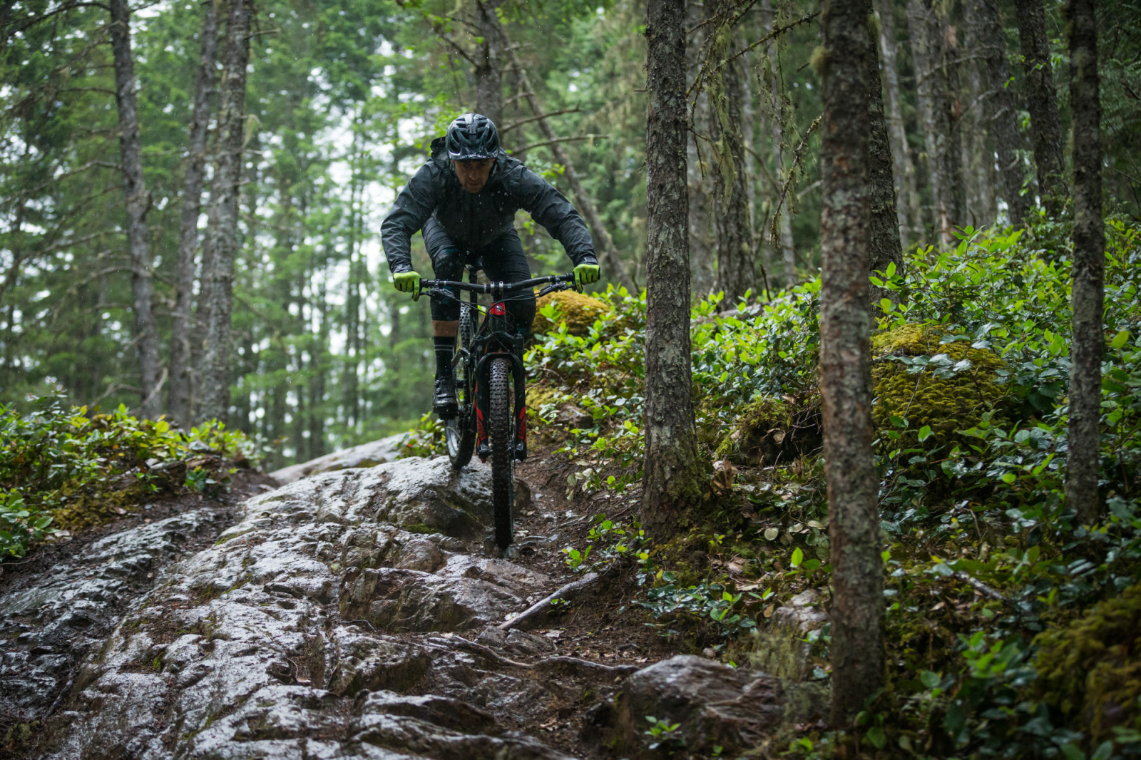 Trek Launch in Squamish, BC, Canada, June 2016