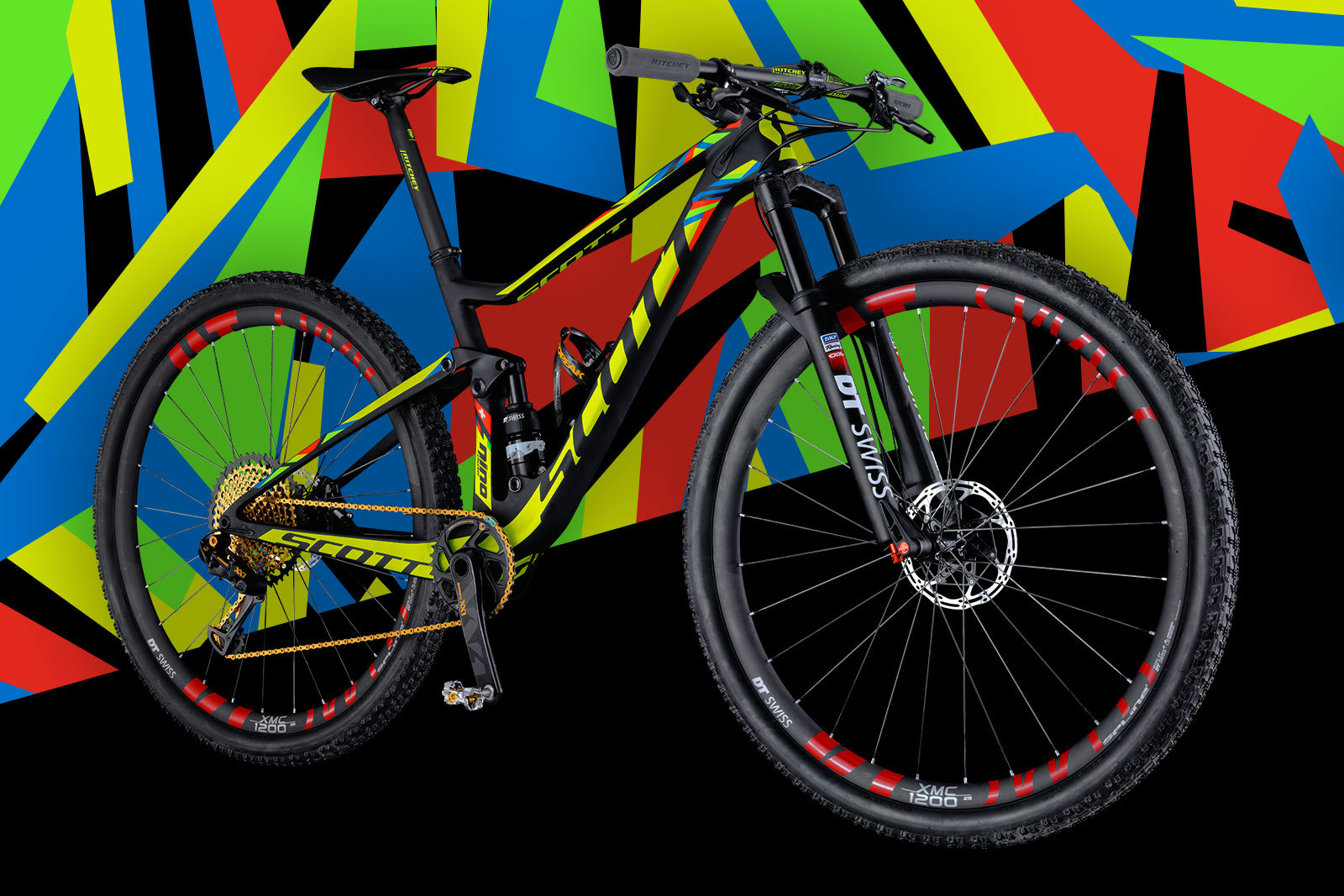Spark RC 900 Worldcup Rio Edition_Close up image_2016_BIKE_SCOTT Sports_07