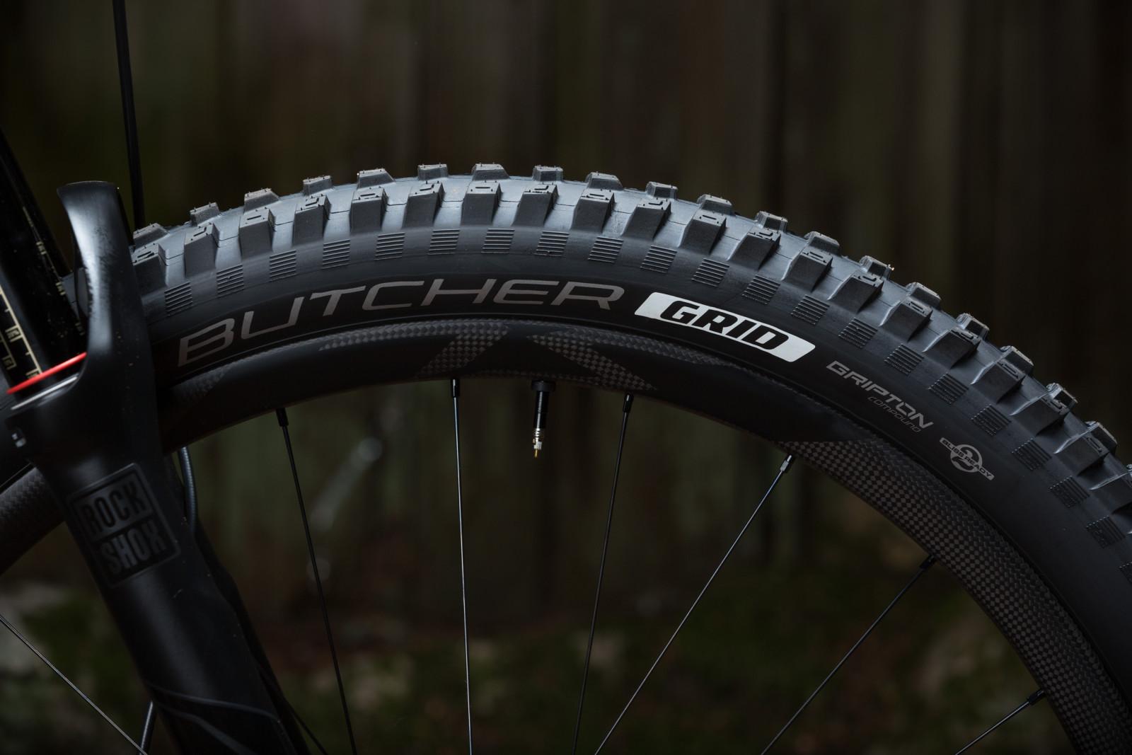 2016 Specialized Enduro Launch - Tire: Butcher