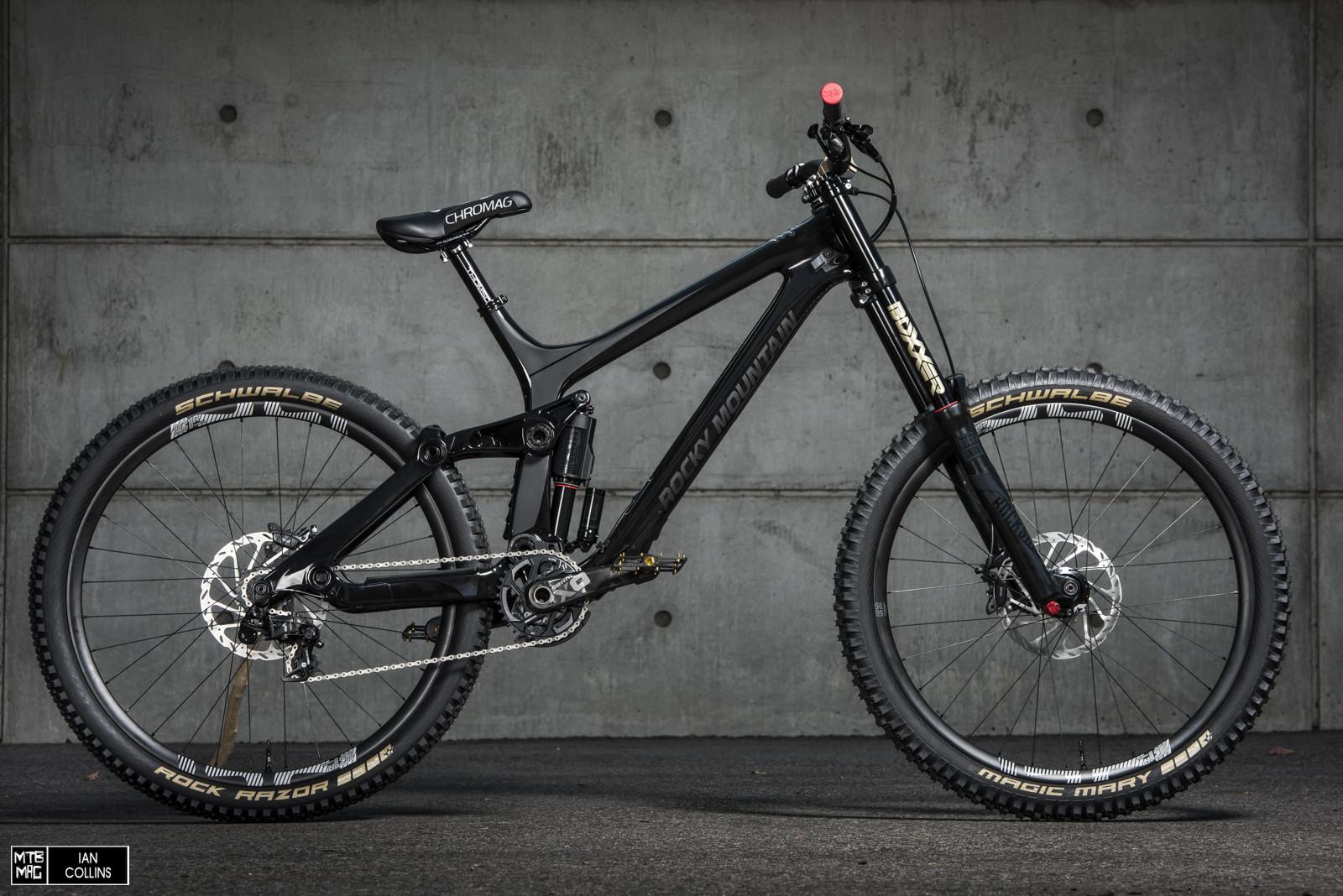 [Dream Bike] Custom 33lb. Rocky Mountain Maiden | MTB-MAG.COM