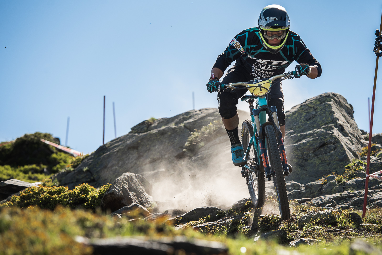 OneUp Components Richie Rude La Thuile Bash Guide
