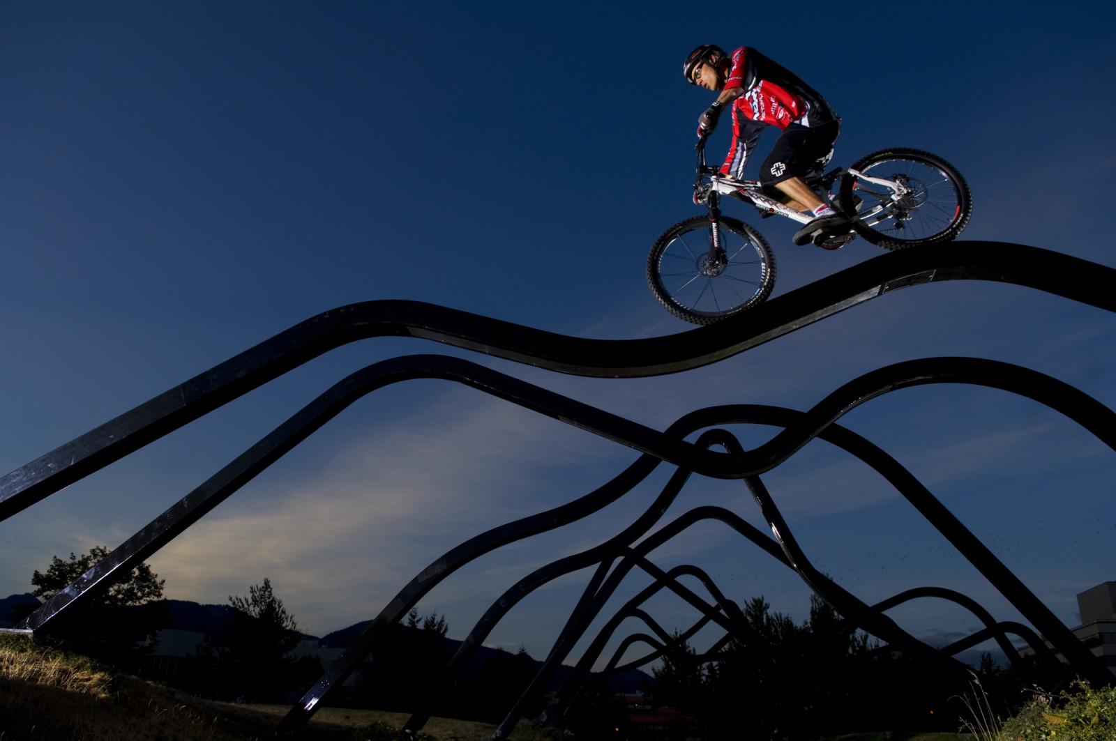 Location: North Vancouver, BC Athlete: Ryan Leech