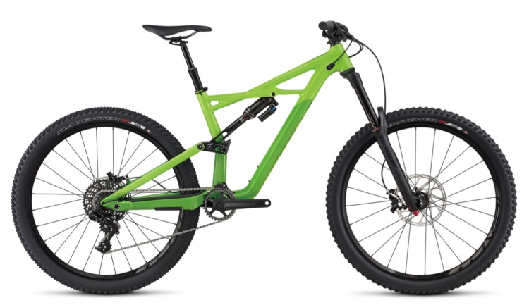 2017 Specialized Enduro Comp Alloy - Green
