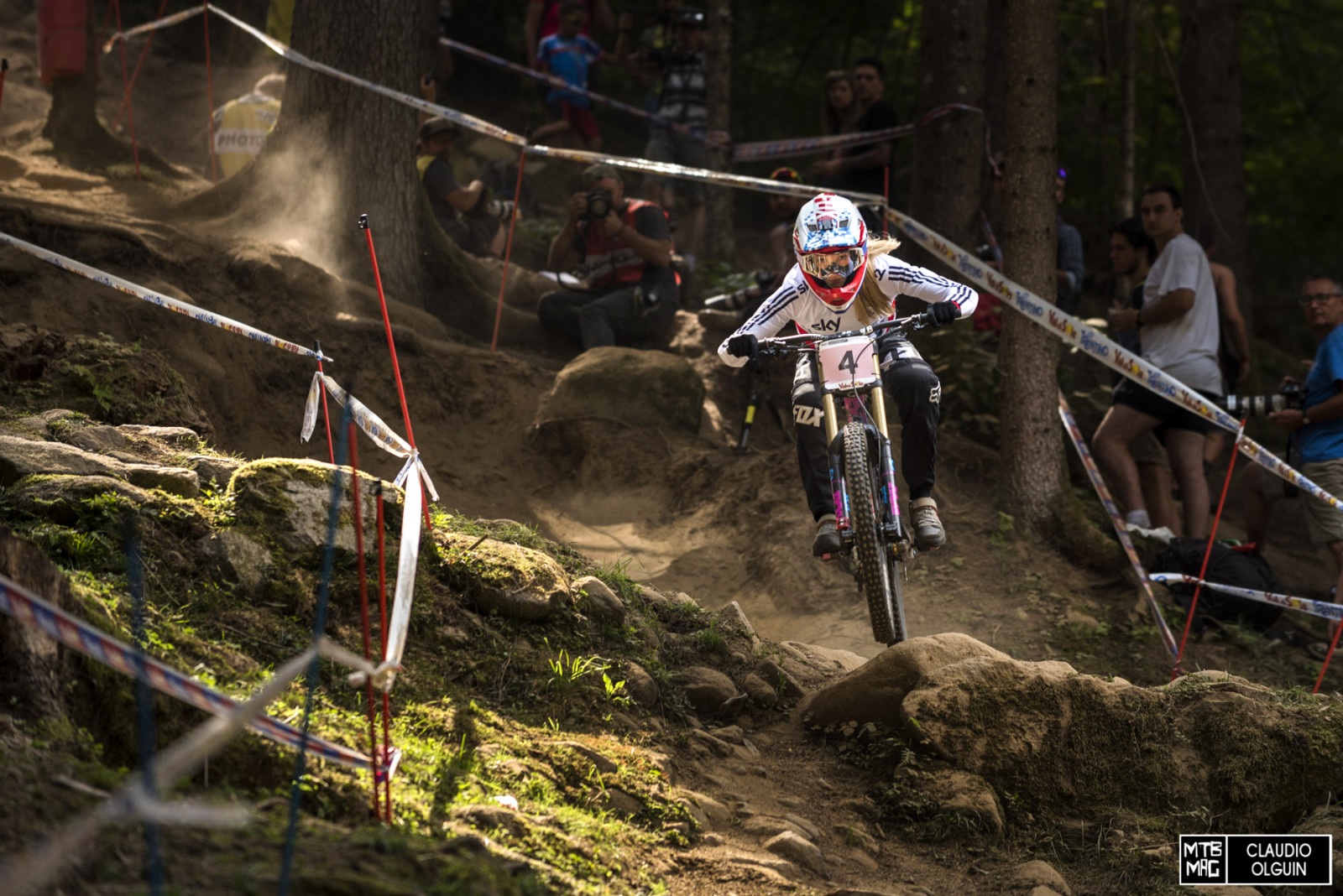 Tahnee Seagrave had a great year overall, but just missed the podium at world's.