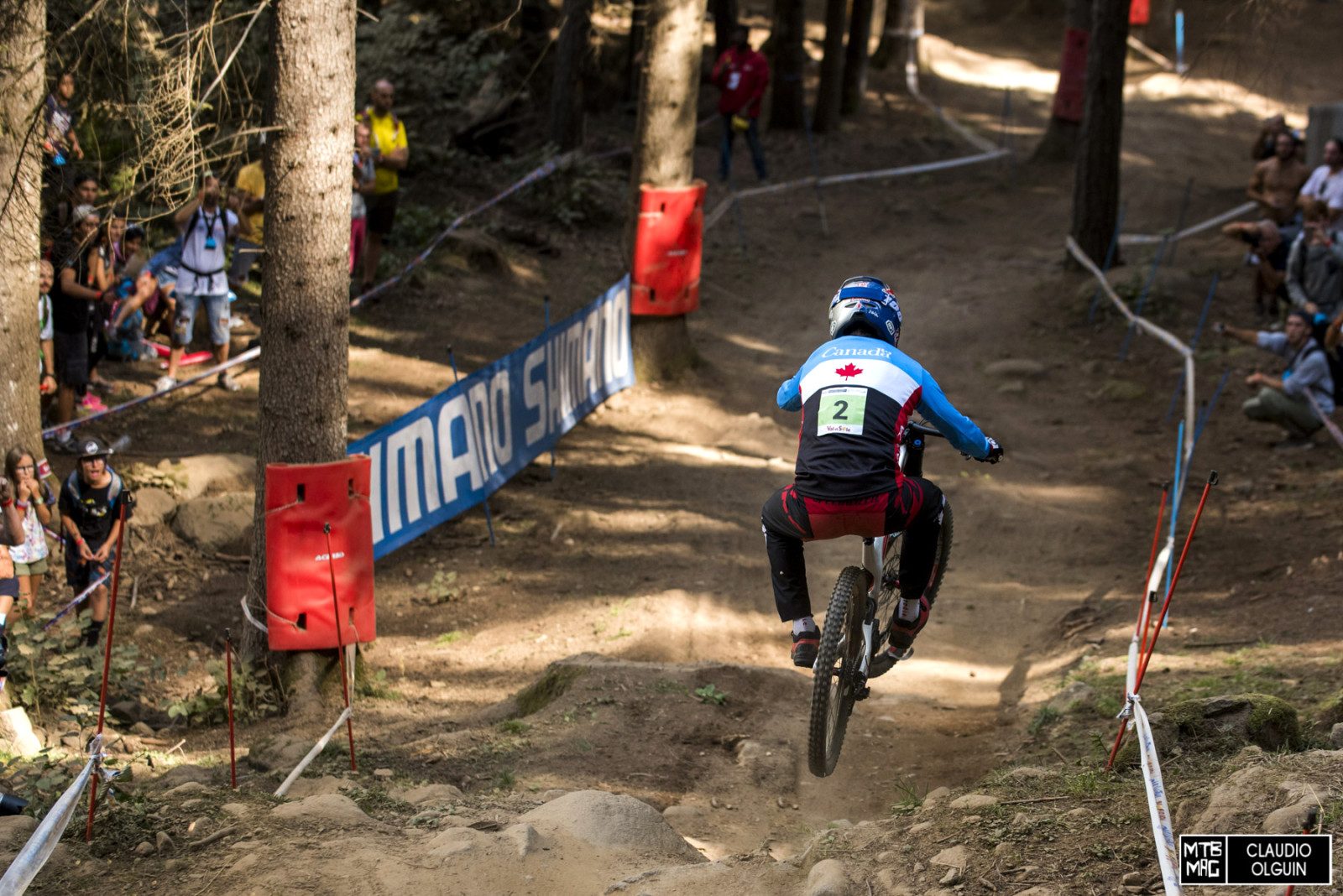 HUGE comeback from Finn; the future of downhill.