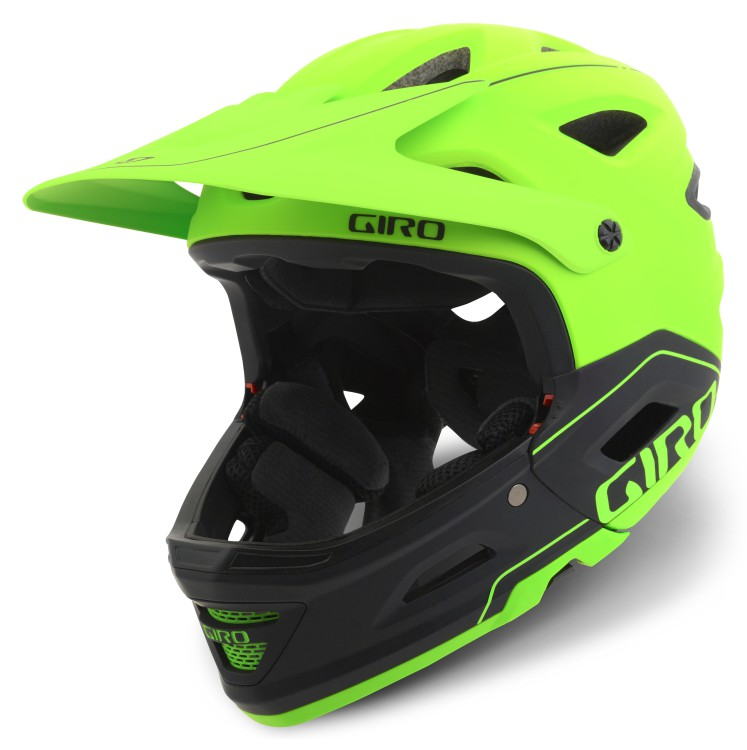 Giro_H_Switchblade MIPS_Matte Lime-Black_34 SM